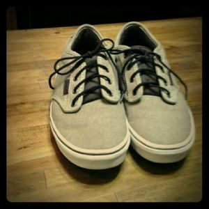 VANS   OFF  THE  WALL  canvas  sneakers